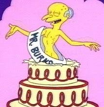 I'm Becoming Mr. Burns 1