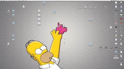Does Your Desktop Look Like This? 1
