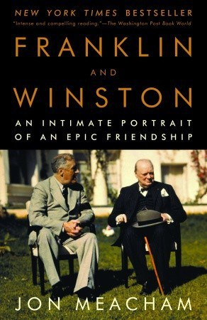 Franklin and Winston Book Cover