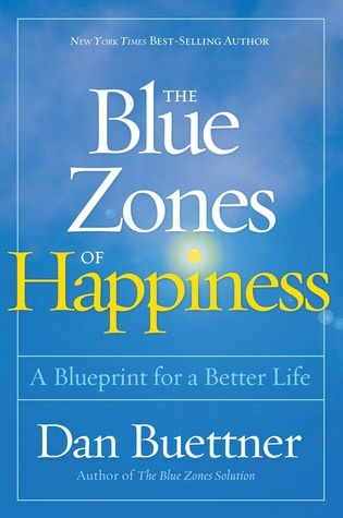 Blue Zones of Happiness cover